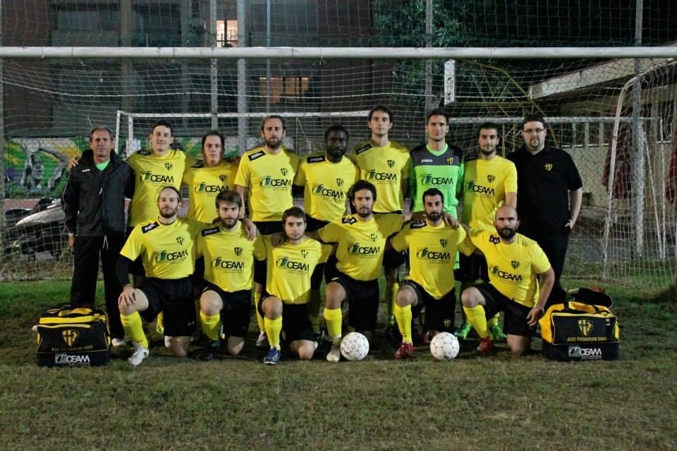 Patavium calcio 2014/2015