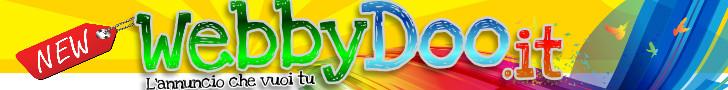 WebbyDoo - Portale di annunci gratuiti