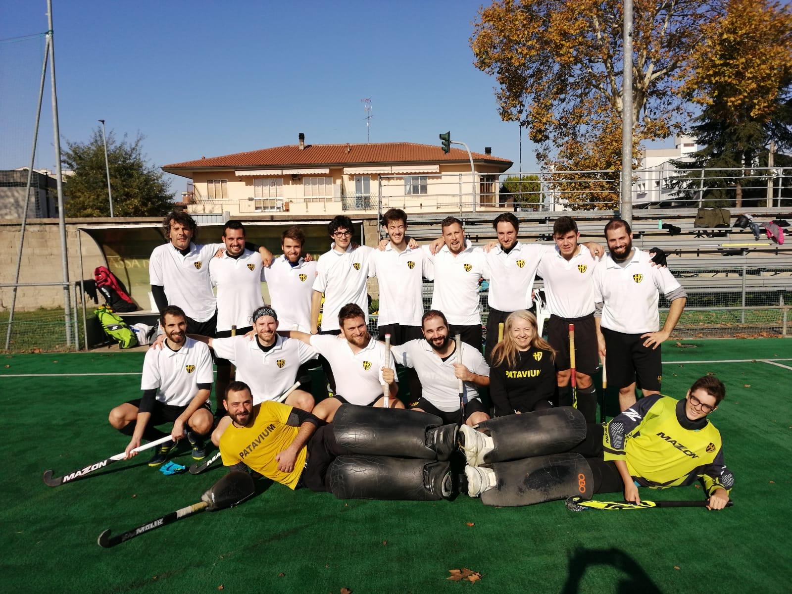 Meet the team: la prima squadra di hockey ancora in vetta alla settima giornata